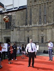 "Stephen Mosley MP takes part in Parliamentary Basketball Challenge • <a style=""font-size:0.8em;"" href=""http://www.flickr.com/photos/51035458@N07/14058618386/"" target=""_blank"">View on Flickr</a>"