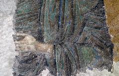 John (torso detail), Deësis mosaic, Hagia Sophia