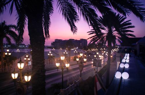 Renaissance Marina Sunset
