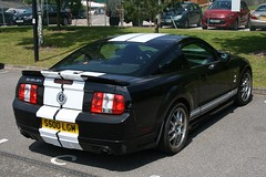 2008 Ford Mustang Shelby GT500 (davocano) Tags: brooklands springclassicbreakfast springclassicbreakfast2014 s500lgm