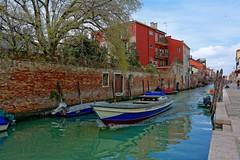 Venice : Rio Madonna dell'Orto (Pantchoa) Tags: italy rio boat nikon italia venezia veneto venic cannaregio d7100 riomadonnadellorto tokinaaf1228mmf4 tokinaatx1228f4prodx aziendaulss12veneziana riodelamadonadelorto