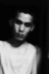 (tsering.phurpu) Tags: life blackandwhite blur grey pain noir reaper fear memories personality past solitary ways realityvssurreality