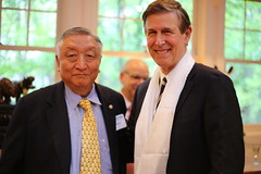 """With Lodi Gyari Rinpoche • <a style=""""font-size:0.8em;"""" href=""""http://www.flickr.com/photos/117301827@N08/14253625933/"""" target=""""_blank"""">View on Flickr</a>"""