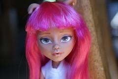 Lenni (blackiechloe123) Tags: doll dolls ooak custom ooakdoll customdoll howleen monsterhigh monsterhighdolls monsterhighdoll howleenwolf monsterhighcustom monsterhighrepaint custommonsterhigh