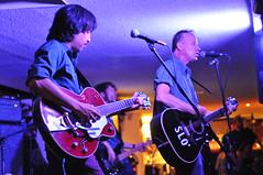 Slo' Tom (Max McMillan) Tags: music ontario canada guitar live ottawa band rockabilly 3570mmf28d guitarlove nikond300 slotom houseoftarg