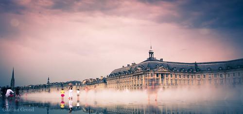Shooting at Bordeaux
