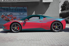 458 (Anthony Gentile Photos) Tags: red summer italy horse art car museum photoshop canon photography photo italian europe italia purple pov sale mark famous ferrari pointofview exotic views fancy anthony museo modena expensive artforsale supercar gentile 1000 sportscar supercars mkii 458 canonef24105mmf4lisusm canoneos5dmarkii canon5dmarkii anthonygentilephotography