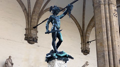 Cellini, Perseus with the Head of Medusa