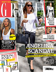 Grazia 21st July 2014 (bauermedianews) Tags: summer holiday news paris celebrity fashion magazine packing july angelinajoli