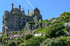 St Michael's Mount (The Castle) (C.G.Photos) Tags: england cornwall stmichaelsmount