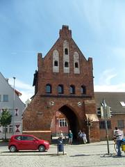 In der Hansestadt Wismar ... (bayernernst) Tags: juni deutschland wismar altstadt hansestadt mecklenburgvorpommern 2014 hansestadtwismar nordwestmecklenburg landkreisnordwestmecklenburg sn203137 02062014
