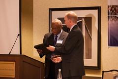 Award Presented to Captain (Ret) Ernest R. Hunter Sr. (NETL Multimedia) Tags: netl nationalenergytechnologylaboratory nationallab energylab energy research national laboratory fossilenergy fossilfuel science technology
