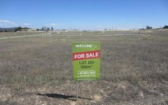 Lot 203, Kidd Circuit, Goulburn NSW
