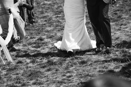 A+J's Wedding - Father/Daughter Walk