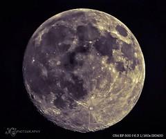 My SuperWatermelon Moon (Sanirozwerkz) Tags: moon nature photography space vision environment spiritual supermoon
