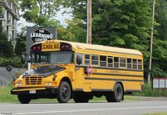 Campbell Bus Lines Bluebird Vision School Bus FN8906 BM1-124 in Huntsville 6 August 2014 (IslandYorkie) Tags: ontario canada buses huntsville schoolbuses singledeckers 8906 bluebirdbuses campbellbuslines bluebirdvision canadianbuses busesincanada busesinontario bm1124 canadianschoolbuses