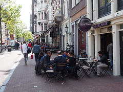 Coffee shop of Amsterdam!