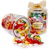 Penny Hard Candy Glass Jar Review (sarahalava) Tags: glass candy review hard penny