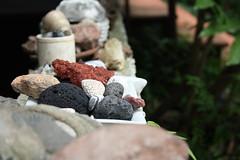 Terra acqua aria e fuoco (diemmarig) Tags: santorini lava simone