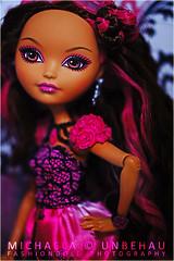 Briar Beauty (Michaela Unbehau Photography) Tags: sleeping mannequin beauty monster rose fairytale photography high model doll fotografie von barbie after ever mattel briar michaela tochter puppen mrchen dornrschen unbehau daucht
