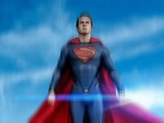 TAKING OFF (iskrull) Tags: superman manofsteel hottoys