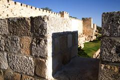 Jerusalem_Old City Walls_2_Noam Chen_Jerusalem (Israel_photo_gallery) Tags: history archaeology architecture israel jerusalem walls oldcity oldcitywalls noamchen