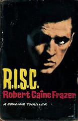R.I.S.C. (54mge) Tags: book crime dustjacket barbarawalton