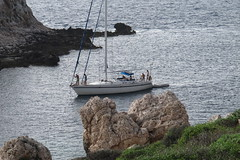 Levanza (Florence3) Tags: sailboat boat sicily egadiislands levanza