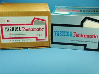 Pentamatic Boxes