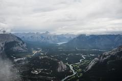 Banff (jasongrover.com) Tags: mountains personal banff sulphurmountain