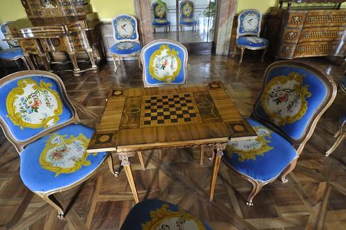 Games room, Valtice