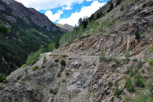 colorado offroad co lakecity 4wheeling alpineloop ouray shelfroad lamsa