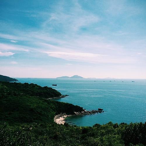 #vscocam #island #lamma #lammaisland #hongkong