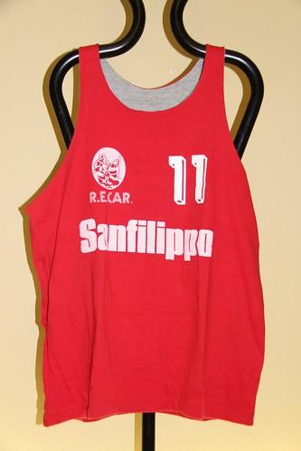Double face in cotone SANFILIPPO Recar Collegno Basket 2
