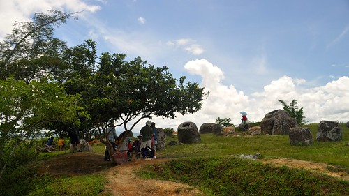 Plain of Jars, Phonsavanh, Laos