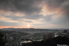 IMG_8909 () Tags: light sunset sun canon taiwan      nd64 60d    canon60d  xinbei