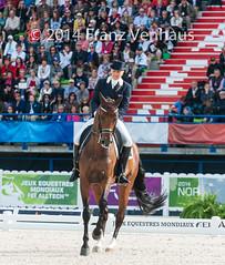 140827_Dressage_GPS_1535.jpg (FranzVenhaus) Tags: horses france fei normandie fra caen weg dressage