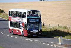 851 (Callum Colville's Lothian Buses) Tags: bus buses edinburgh gemini lothian madder lothianbuses gemini2 edinburghbus lasswade b9tl madderandwhite madderwhite