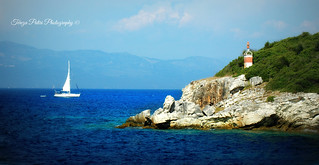 Paxoi island, Greece