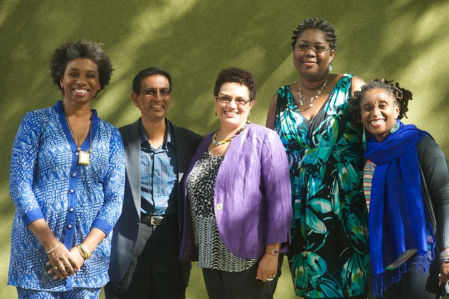 Jackie Kay and friends