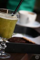 lemonade (Simona Slavova) Tags: afternoon sofia sweet sunday mint coffeeshop fresh lemonade more bulgaria coco chill
