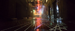 Luftwerk - FLOW/Im Fluss (PeteTsai) Tags: street chicago flow im couch fluss lightprojection chicagoloopalliance luftwerk