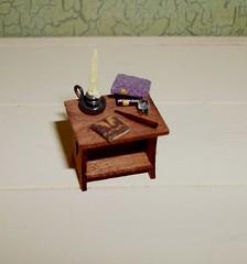 """Neville's Cottage, 1/4"""" scale (dollie-mama) Tags: harrypotter nevillelongbottom"""