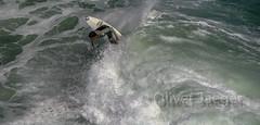 Surfer (olijaeger) Tags: ocean california usa santacruz water surf surfer wave surfing welle steamerlane kalifornien wellenreiten volcom oliverjaeger