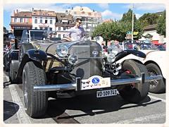 Excalibur 1969 (v8dub) Tags: old classic car spider convertible voiture spyder american oldtimer oldcar cabrio collector excalibur roadster cabriolet youngtimer wagen pkw klassik worldcars