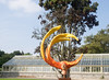 SUNBURST BY AYELET LALOR - SCULPTURE IN CONTEXT 2014 Ref-4573