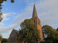 Helvoirt NBr Prot.Kerk (Arthur-A) Tags: church netherlands vincent nederland kirche kerk brabant eglise protestant noordbrabant vangog helvoirt