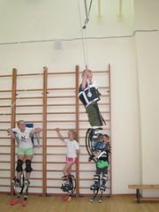 Jumping stilts for Kids (namNEpeshcom) Tags: kids jump stilts  bocking upwing jumpingstilts  powerbocking   namnepeshcom
