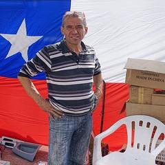 Autor: Eduardo Perea (Más de 77 años difundiendo el arte fotográfico) Tags: chile blanco azul rojo estrella chilena fiestaspatrias fotocineclub