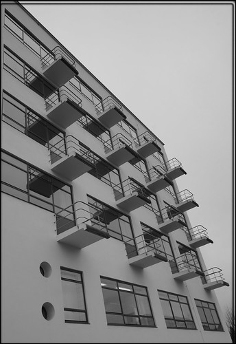 Bauhaus Tristesse